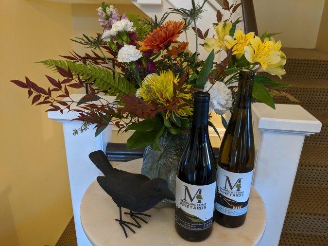 November Wine Promo